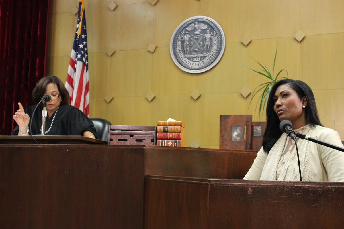 Trial By Jury: The Case of A Love Triangle